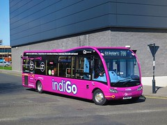 Go North East 690 (NK66CXF) - 10-04-19 (peter_b2008) Tags: goaheadgroup gonortheast gonorthern indigo optare solosr 690 nk66cxf buses coaches transport buspictures