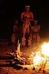 Botswanas' San community telling stories (h0n3yb33z) Tags: botswana animals wildlife sancommunity bush africa
