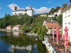 Rozmberk (1) (menzelhd) Tags: rozmberk tschechien tschechischerepublik böhmen moldau burg