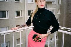 Emilia for KiMEÄ (amanda aura) Tags: film helsinki finland canonprima clothes