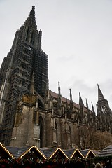 Ulmer Münster (urmeline) Tags: ulm münster gotik baustil kirchen evangelisch