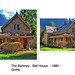Orillia Ontario - Canada - Barbney - Bell House - 1880 - Heritage Gothic  Cottage