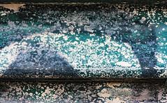 Crank Up The Junk (jaxxon) Tags: 2018 d610 nikond610 jaxxon jacksoncarson nikon nikkor lens nikon105mmf28gvrmicro nikkor105mmf28gvrmicro 105mmf28gvrmicro 105mmf28 105mm macro micro prime fixed pro abstract abstraction urban decay paint peelingpaint surface texture metal distressed weathered painted