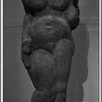 13 - Paris - Centre national d'art et de culture Georges-Pompidou - Le cubisme - André Derain, Nu debout (Femme debout ; Figure debout), Automne 1907, Pierre thumbnail
