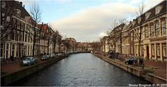 Rapenburg (XBXG) Tags: rapenburg gracht canal leiden nederland holland netherlands paysbas river historic city sky cityscape doelenbrug