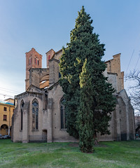 The Basilica of Saint Francis, Bologna, Italy (alessio.vallero) Tags: saint religion architecture italianchurch chiesa church saintfrancis basilica sanfrancesco bologna metropolitancityofbologna italy it