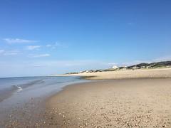 Serene (hannaschmitz) Tags: capecod ma massachusetts sandwichma beach shore water sand sky nature