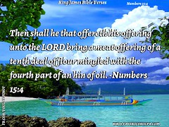 Numbers 15:4 (jhungalang) Tags: numbers 154