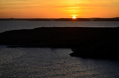 Rising Sun (pjpink) Tags: sun sunrise morning lakenasser lake desert nubia golden abusimbel egypt january 2019 winter pjpink 2catswithcameras