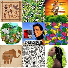 #artvsartist2019  #Africa #Soul  #Design by #BluedarkArt #TheChameleonArt  #Licenses are available for #sale 👉 https://www.shutterstock.com/g/ansecouleuvre   ▪▪▪▪▪▪▪▪▪▪▪▪▪▪▪▪▪     #africanart #africalovers #design #illustrations #blackwoman #b (BluedarkArt) Tags: vectorart illustrations wildanimals graphicdedigncentral blackbeauty licenses africalovers blackwoman design beautiful artvsartist2019 animals wildlife thechameleonart korhogo ethnic art tribalarr africa africanart portrait conceptart bluedarkart lemurs sale soul giraffe elephant