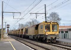 Train meuleur SPENO RR 48 (SylvainBouard) Tags: rr48 sncf railway train speno