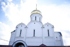 Проректор по воспитательной работе и студенты академии посетили Храм Покрова Пресвятой Богородицы в городе Минске