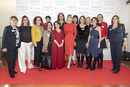 Women in Finance: 2019 photowall pics