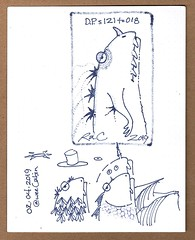 DP s.121 to 018 (feck_aRt_post) Tags: dp dailypractice doodle drawing notebook
