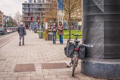 2019 Bike 180: Day 52, April 14 (suzanne~) Tags: 2019bike180 bike bicycle munich bavaria germany nordbad book