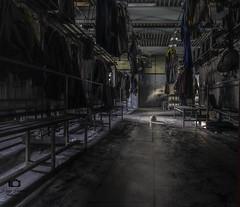 Inside the mine (Diego Carneiro Martinez) Tags: mina carbon asturias cerredo 2019 cielo abierto montaña ropa cascos luz vestuario