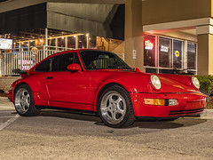 Fast Life's Throttle Thursday - Valentines Day Edition! - Clearwater, FL (February 14, 2019) (CarGuyTom) Tags: florida floridastreetscene scene street chevrolet corvette c4 pontiac transam lt1 imports classic vintage nissan sentra g8 porsche 911