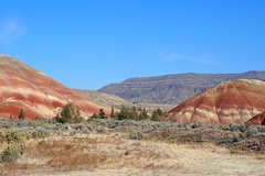 Entry to the Painted Hills (Eclectic Jack) Tags: eastern oregon trip october 2018 rural autumn fall mountains painted hills hill central
