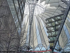 Berlin, SONY - Center (bleibend) Tags: 2019 em5 leicadgsummilux25mmf14 omd berlin city hauptstadt innenhof kulturhaus licht m43 mft olympus olympusem5 olympusomd sonycenter