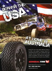 2010 General Tire 4WD Tyres Toyota Hi-Lux Aussie Original Magazine Advertisement (Darren Marlow) Tags: 2 1 20 10 2010 g general t tire 4 w d 4wd tyres toyota hilux c car cool collectible collectors classic a automobile v vehicle 10s
