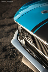 Grabber Blue 1970 Mustang Mach1 - Shot 1 (Dejan Marinkovic Photography) Tags: 1970 ford mustang mach1 fastback american muscle car classic detail cardetail
