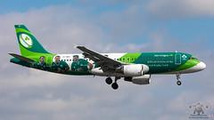 EI-DEO A320 EIN