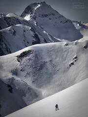 Paso a paso/ Step by step (Jose Antonio. 62) Tags: spain españa asturias redes mountains montañas snow nieve montañero
