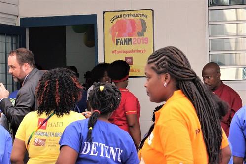 IWD 2019 Haiti