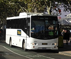 Ventura Group #350 (damoN475photos) Tags: 6324ao ventura group 350 volvo b7r volgren malaysia sc222 metro train replacement art centre 2019