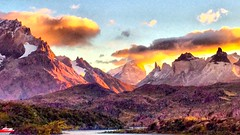 Torres del Paine National Park, Chile (mary.fennell) Tags: trave patagonia chileihikinh torresdelpaine