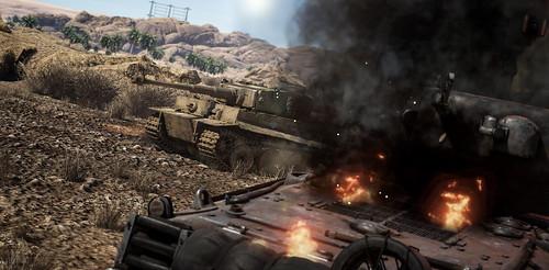 War Thunder / Target Destroyed
