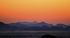 Namibian Sunset (Pete Foley) Tags: namibia sunset africa safari desertelephants sundowners overtheexcellence littlestories picswithsoul