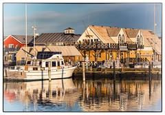 E79B1448 (Arne J Dahl) Tags: harbor hals water boat havn house