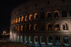 Colosseum (gary4sony) Tags: rome italy flavian amphitheatre flavianamphitheatre colosseum architecture night nightshoot metropolis building scenery historical history
