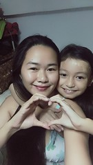Mom and I (ghostgirl_Annver) Tags: asia asian mom girls mother daughter teen preteen child kid adult heart love