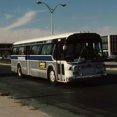 PVTA 1966 GMC New Look TDH-4519 #1116 (Ex-Springfield Street Railway #530). (PenelopeBillerica2017) Tags: 530 1116