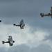 DH-4 Replica leads Scouts