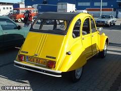 Citroen 2CV6 Special (Adrian Kot) Tags: citroen 2cv6 special