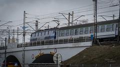 EP09-042 (Rafał Jędrasiak) Tags: ep09042 poland polska warszawa warsaw train pociąg bridge sony a6500 emount 18105