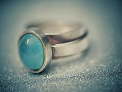Jewelry for Macro Mondays (VintageLensLover) Tags: hmm macromondays jewelry ring schmuck dof schärfentiefe schärfeverlauf bokeh shallowdepthoffield silber