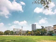 Kasetsart University (poonsakn) Tags: ku kasetsartuniversity kasetsart bangkok thailand city university xperia sony xcompact