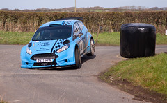 Stephen Simpson - Ford Fiesta R5 (Mick Phillips Photography) Tags: north west stages rally 2019 wyre car stephen simpson ford fiesta r5 staynall