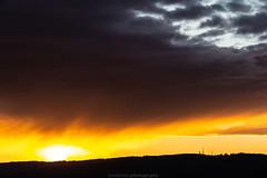 March Sunset 2019 II (boettcher.photography) Tags: sashahasha märz march 2019 natur nature sky himmel badenwürttemberg rheinneckarkreis dilsberg neckargemünd kurpfalz sunset sonnenuntergang sonne horizont horizon clouds wolken boettcherphotography boettcherphotos