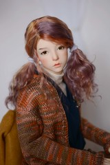 Hanna (Olinka *) Tags: iplehouse sid soo bjd dollphoto doll