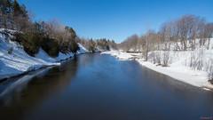 Rivière Saint-Charles, Parc Chauveau - Québec, Canada  - 9980 (rivai56) Tags: rivièresaintcharles parcchauveau québec canada river barrage printemps spring