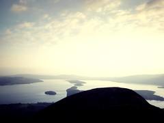 Loch Lomond (RobinMacinnesMartin) Tags: lochlomond clouds bluesky conichill scotland scottishloch sunshine scottish scottishscenery sunlight sun