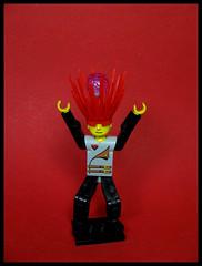 Brain Explosion (Karf Oohlu) Tags: lego moc technicfigure figure technic explodingbrain