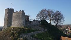 DSC07301 (simonbalk523) Tags: achitecture castle sussex history sony photography buildings lewes