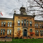 Brampton Ontario - Canada - Peel Art Gallery, Museum and Archives -  Historical Building thumbnail