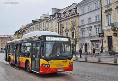 Scania - 9688 - 178 - 21.12.2018 (VictorSZi) Tags: poland warsaw varsovia transport publictransport bus autobuz winter iarna nikon nikond5300 december decembrie